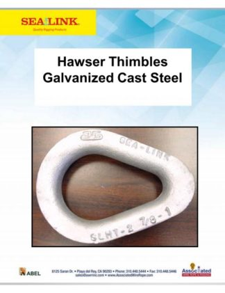 hawser-thimbles