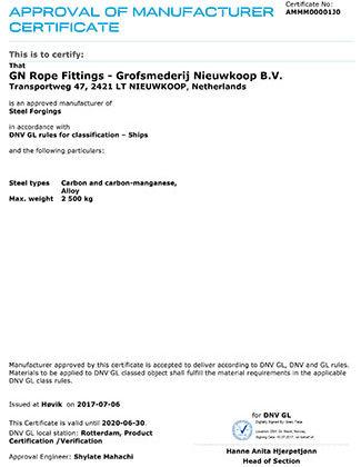 DNV-AMMM00001J0--GN-approval-steel-forgings--Exp-30-06-2020