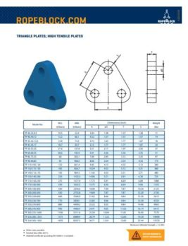 triangle-plates-high-tensile-plates